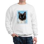 Siamese Cat Sweatshirt