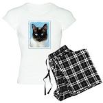 Siamese Cat Women's Light Pajamas