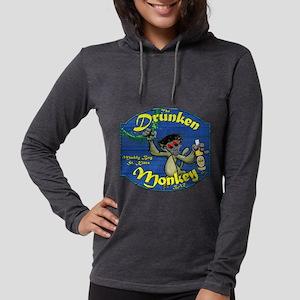 Drunken Monkey (PK) Long Sleeve T-Shirt