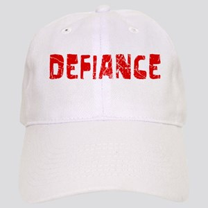 Defiance Faded (Red) Cap