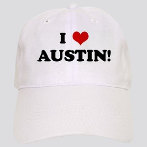 I Love AUSTIN! Cap