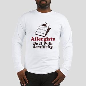 Allergist Immunologist Long Sleeve T-Shirt