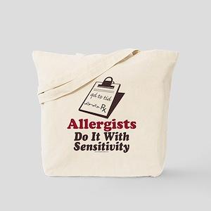 Allergist Immunologist Tote Bag