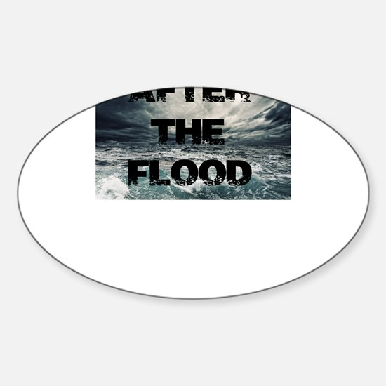 After The Flood Logo Decal