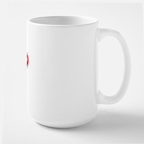 Retro Chico (Red) Large Mug