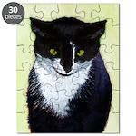 Tuxedo Cat Puzzle