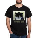 Tuxedo Cat Dark T-Shirt