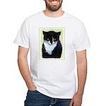 Tuxedo Cat Men's Classic T-Shirts