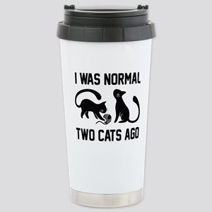 I Was Normal Two Cats Ago Mugs