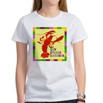 Crawfish: New Orleans, La Women's T-Shirt