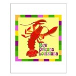Crawfish: New Orleans, La Small Poster