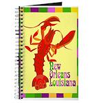 Crawfish: New Orleans, La Journal