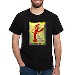 Crawfish: New Orleans, La Dark T-Shirt
