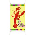 Crawfish: New Orleans, La Banner