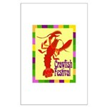 Crawfish Fest Large Poster
