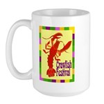 Crawfish Fest Large Mug
