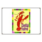Crawfish Fest Banner