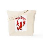 Suck Heads Tote Bag