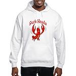 Suck Heads Hooded Sweatshirt