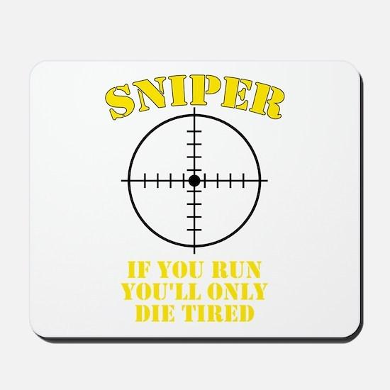 Sniper Mousepad
