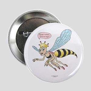 Queen 'B' Button