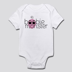 Pink_Boobie_Monster. Body Suit