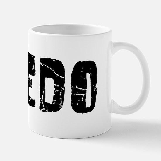 Laredo Faded (Black) Mug