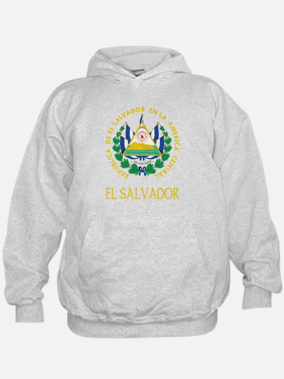 El Salvador Coat of Arm Sweatshirt