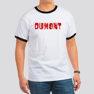 Dumont Faded (Red) Ringer T