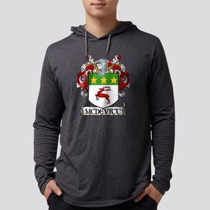 McDevitt Coat of Arms Long Sleeve T-Shirt