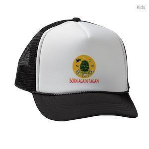 ec2efb13225 Conservation Kids Trucker Hats - CafePress