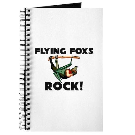 Flying Foxs Rock! Journal