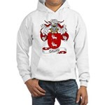 Calvo Family Crest Hooded Sweatshirt