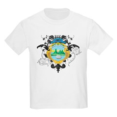 Stylish Costa Rica T-Shirt
