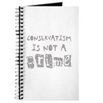 Conservatism is not a Crime Journal