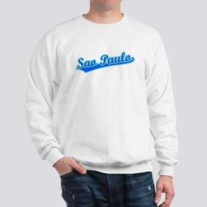 Retro Sao Paulo (Blue) Sweatshirt