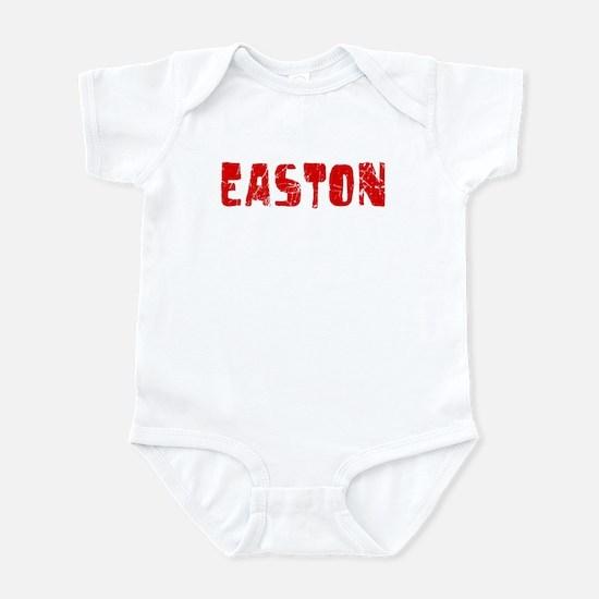 Easton Faded (Red) Infant Bodysuit