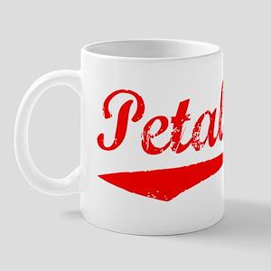 Vintage Petaluma (Red) Mug