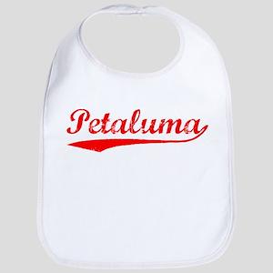 Vintage Petaluma (Red) Bib