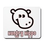 Hungy Hippo Collection Mousepad