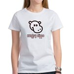Hungy Hippo Collection Women's T-Shirt