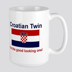 Good Looking Croatian Twin Mugs