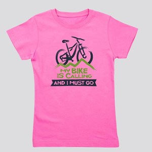 My Bike is Calling Women's T-Shirt