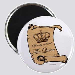 Officially declared 'The Queen' Magnet