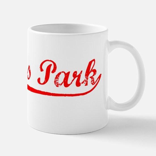 Vintage Pinellas P.. (Red) Mug