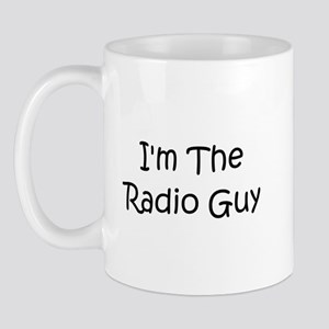 I'm The Radio Guy Mug