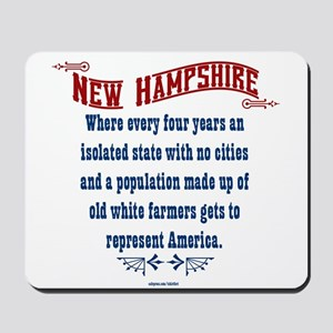 New Hampshire Mousepad