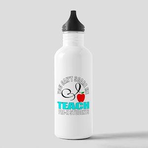 Pre-k teacher Stainless Water Bottle 1.0L