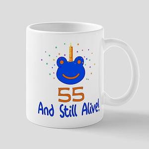 55 And Still Alive Mug