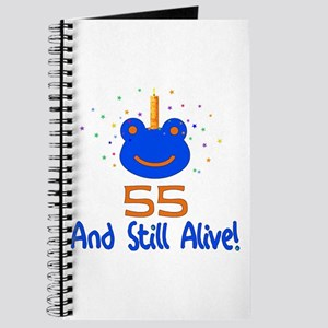 55 And Still Alive Journal